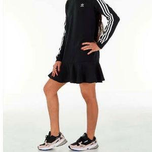 Adidas XS sold out flare dress! Super cute